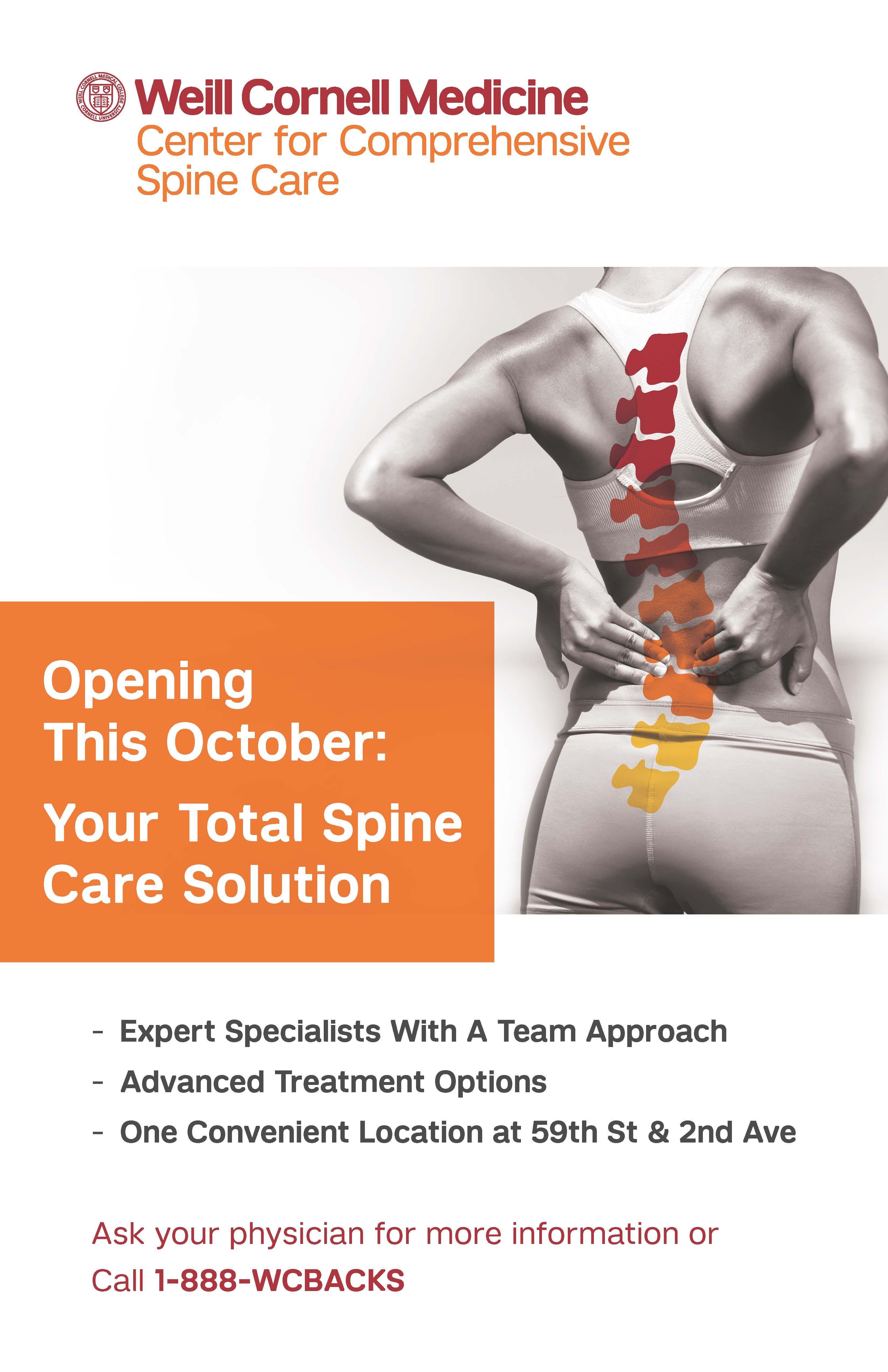 Center for Comprehensive Spine Care